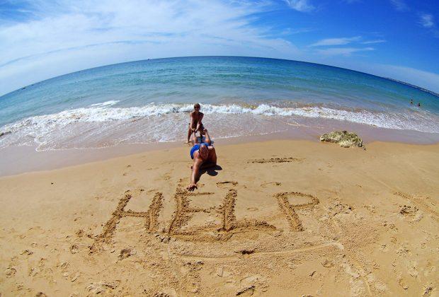 Algarve - najkrajšie pláže v Portugalsku