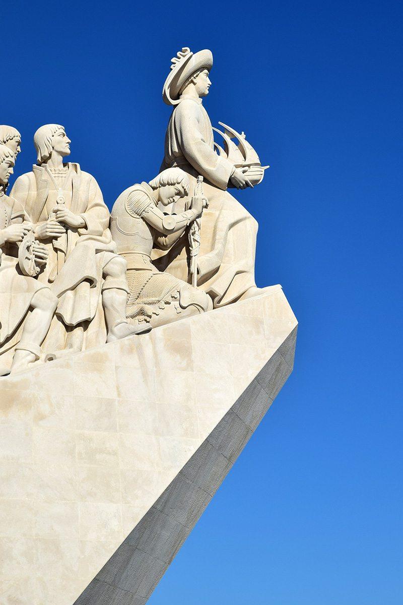 Monument Padrão dos Descobrimentos v Belém