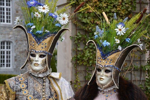 venice karneval benátky