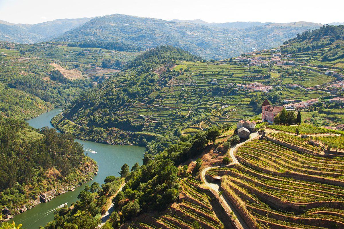 údolio Douro, Portugalsko