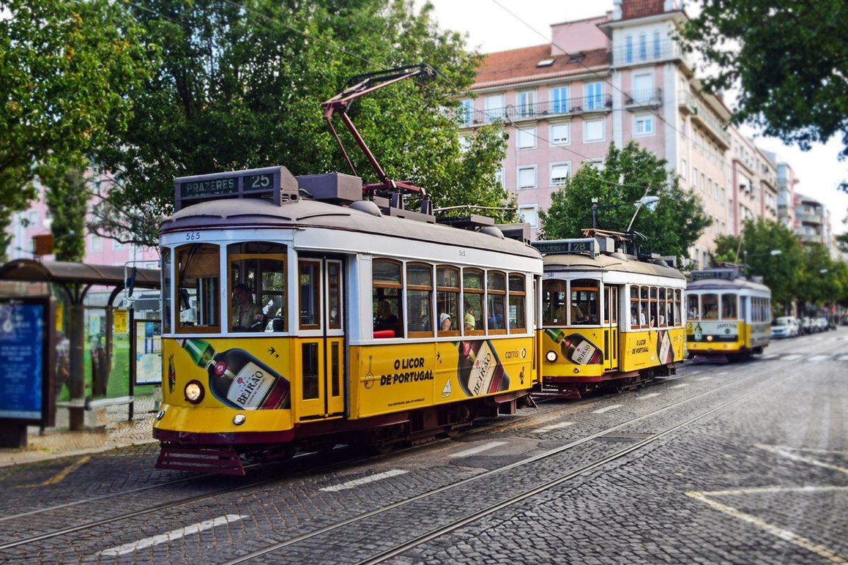 električka 28 - Lisabon