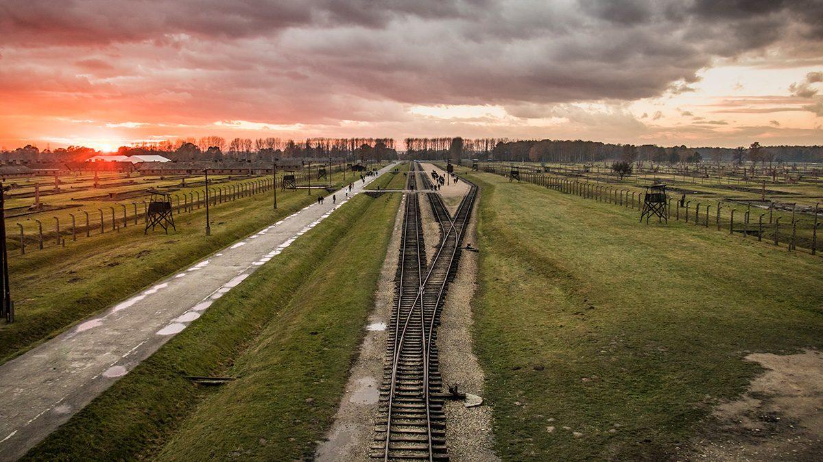 koncentračný tábor oswienčim