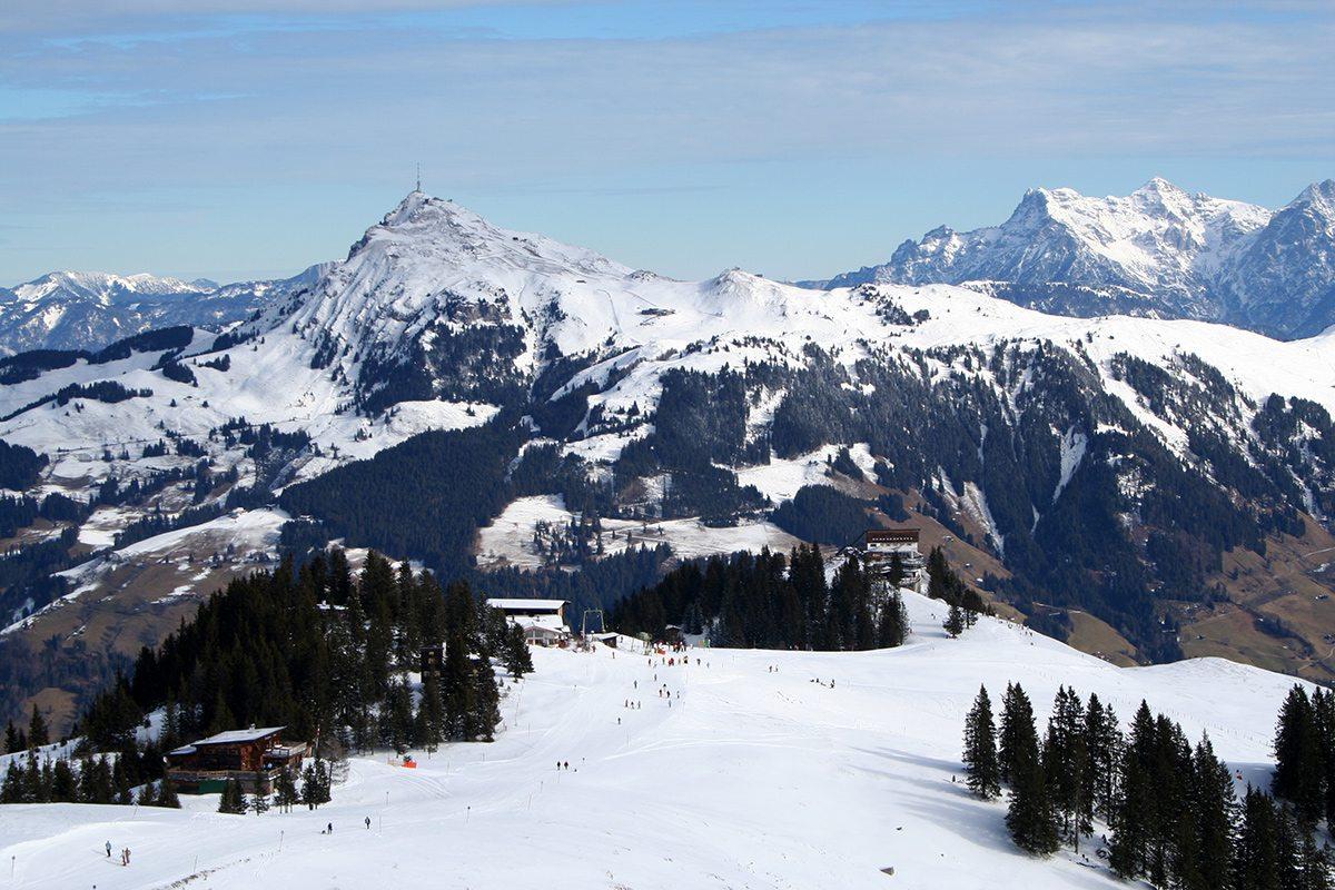 Najlepšie lyžiarske rezorty