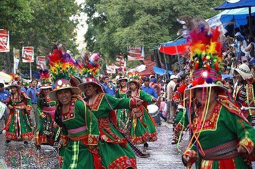 festival oruro