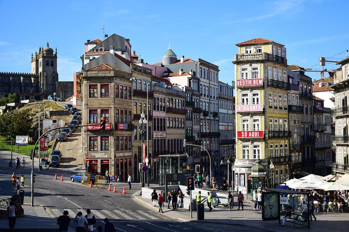 Centrum Porto