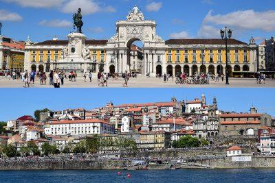 porto alebo lisabon