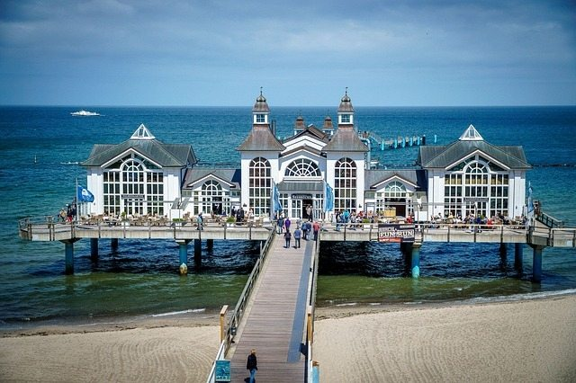 sellin pier, germany