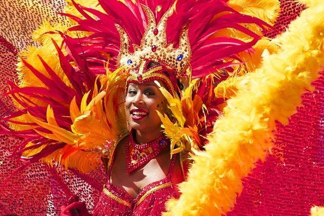 karneval, Rio de Janeiro