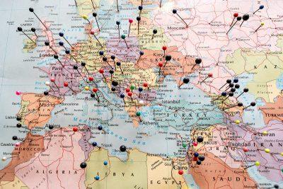 Cestovateľský kvíz - hlavné mestá
