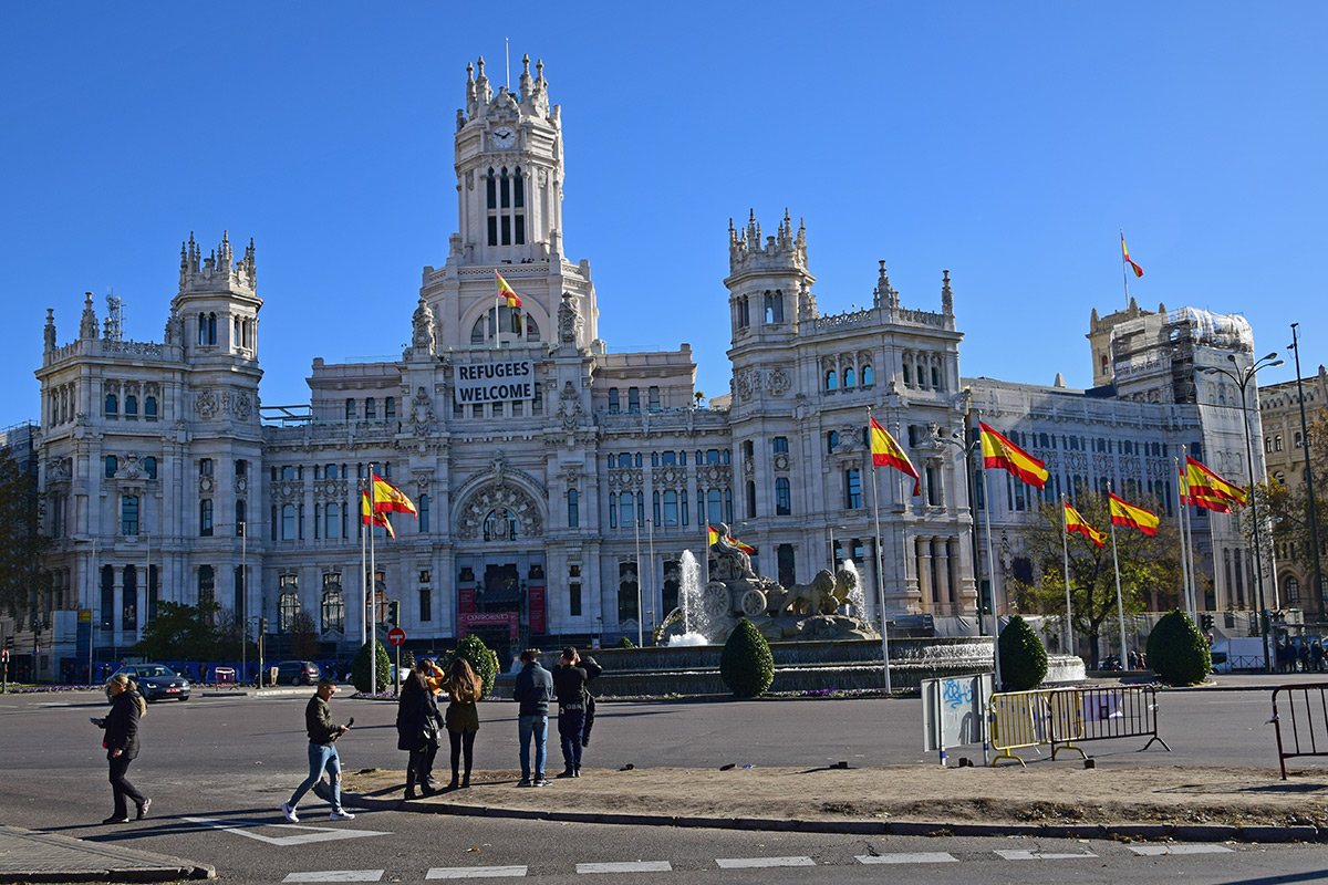 Plaza Cibelles