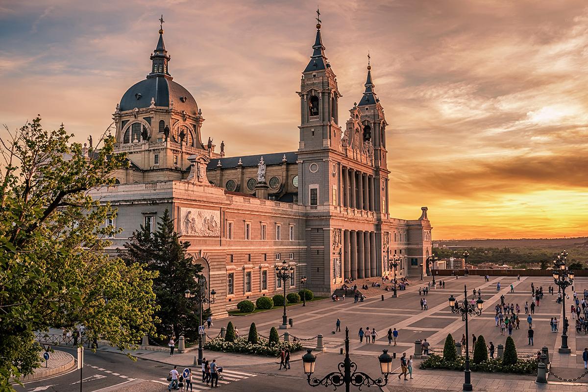Catedral de Santa María la Real - Madrid