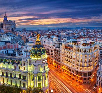Madrid na víkend - Španielsko
