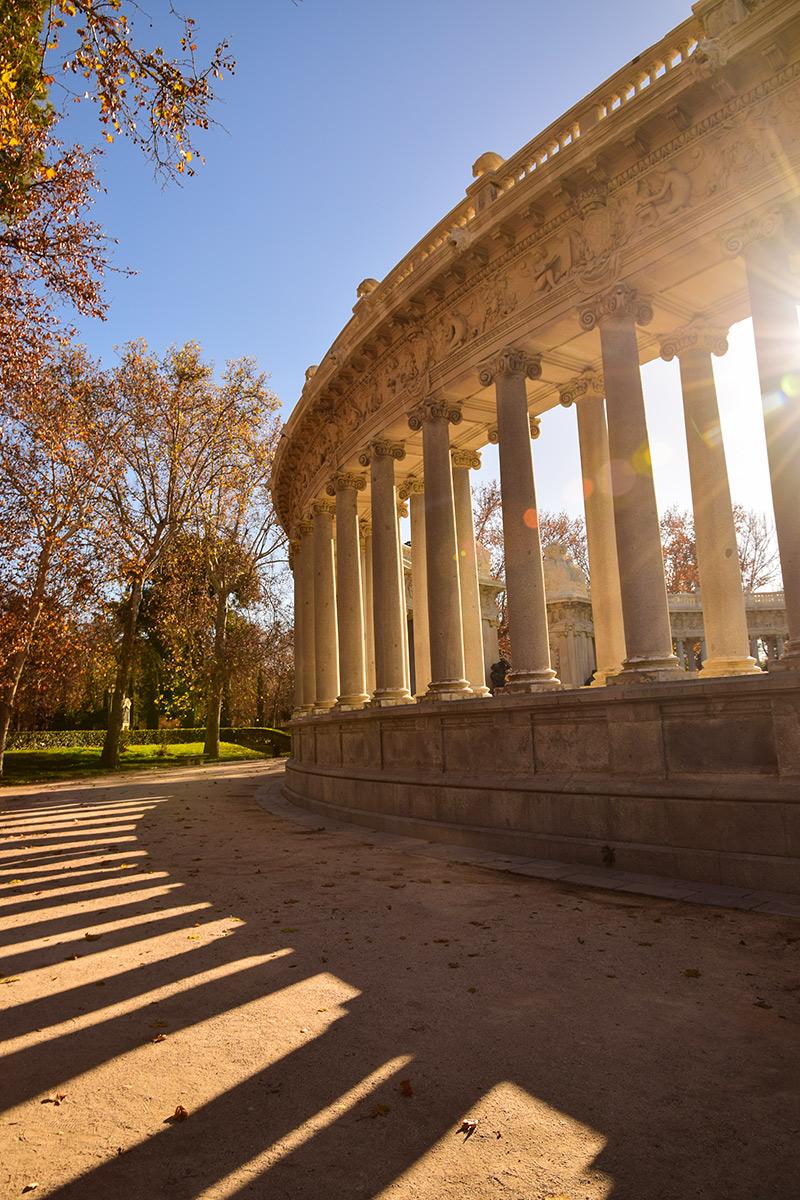 Monumento Alfonso - Madrid