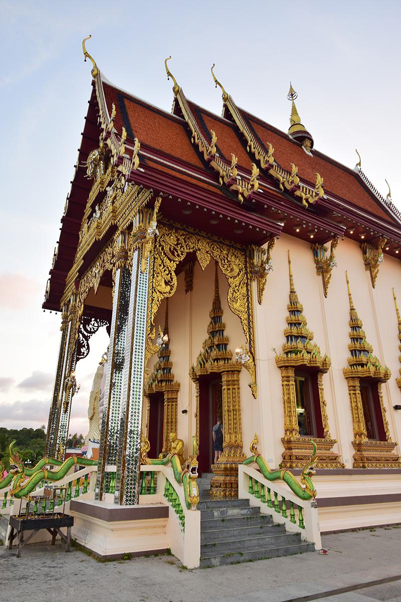 Chrám Wat Plai Laem