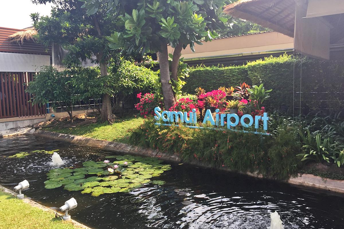 Letisko Koh Samui