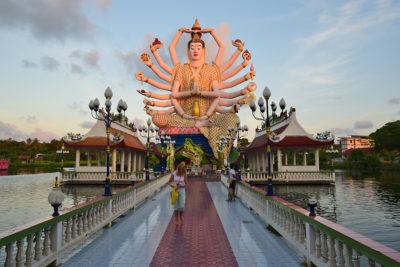 Shiva Wat Plai Laem