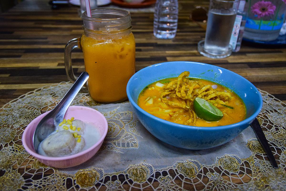 Khao Soi - Chiang Mai špecialita