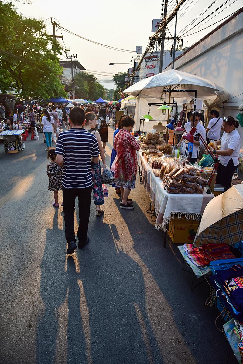 Chiang Mai - Thajsko