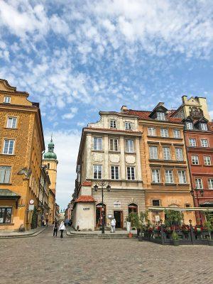 domčeky Varšava