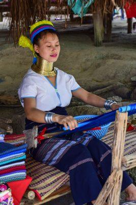Chiang Mai - Long Neck Karen
