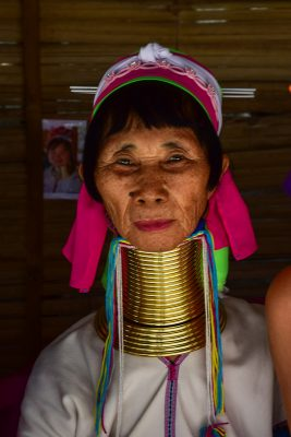 Long Neck Karen - Thajsko
