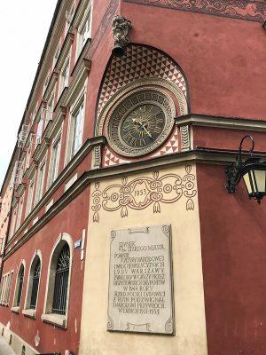 Varšava staré mesto
