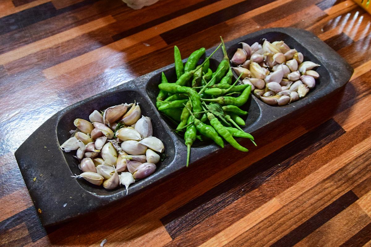 Thajsko škola varenia