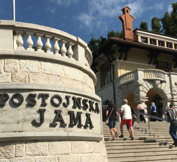 Postojnska Jama - jaskyňa