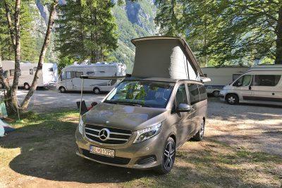 Karavan - výlet do kempu
