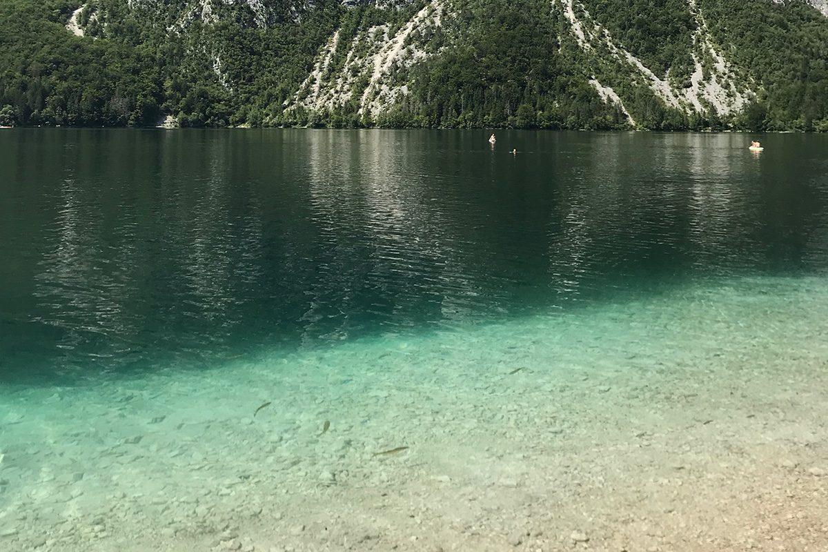 Bohinj a národný park Triglav