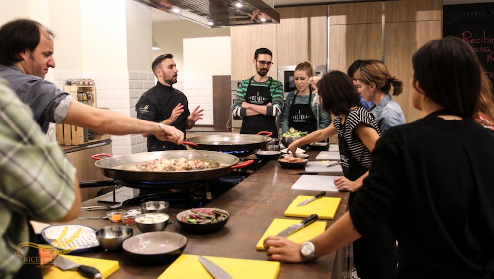 19:00 kulinársky kurz varenia ryže pre verejnosť