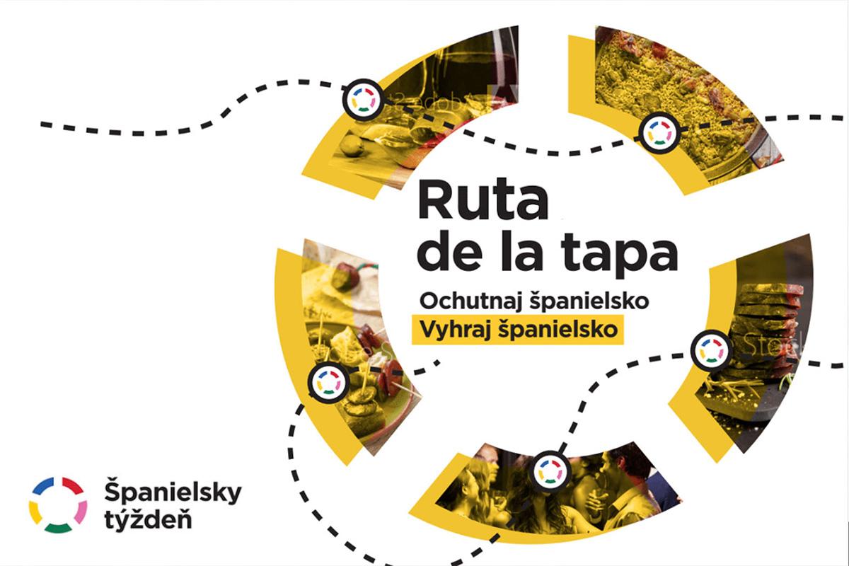 Ruta de la tapa v Bratislave - Španielsky týždeň