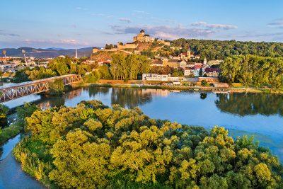 Slovenské rieky - Váh