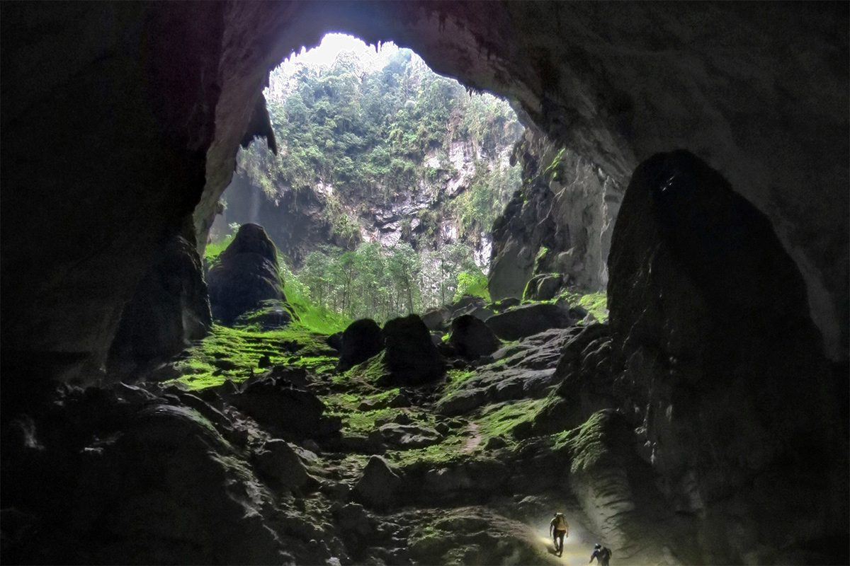 Soon Dooong jaskyňa vo Vietname