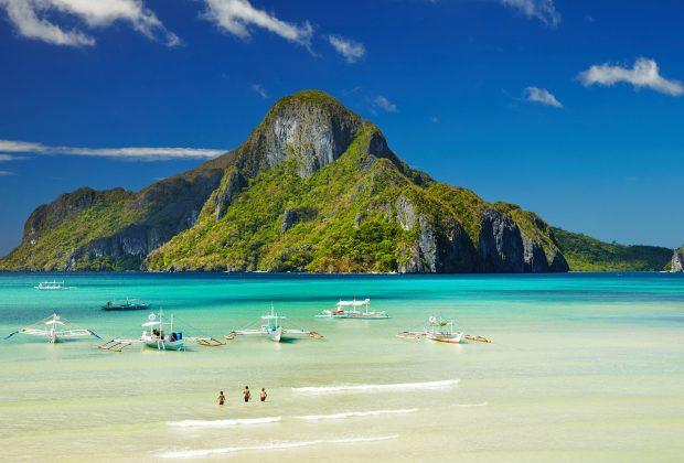 El Nido - Filipíny