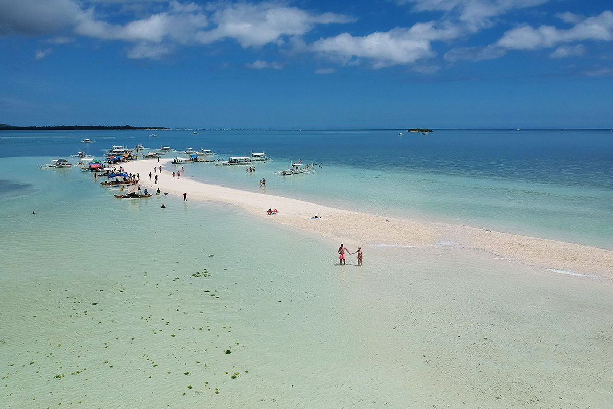 Virgin Island - Panglao