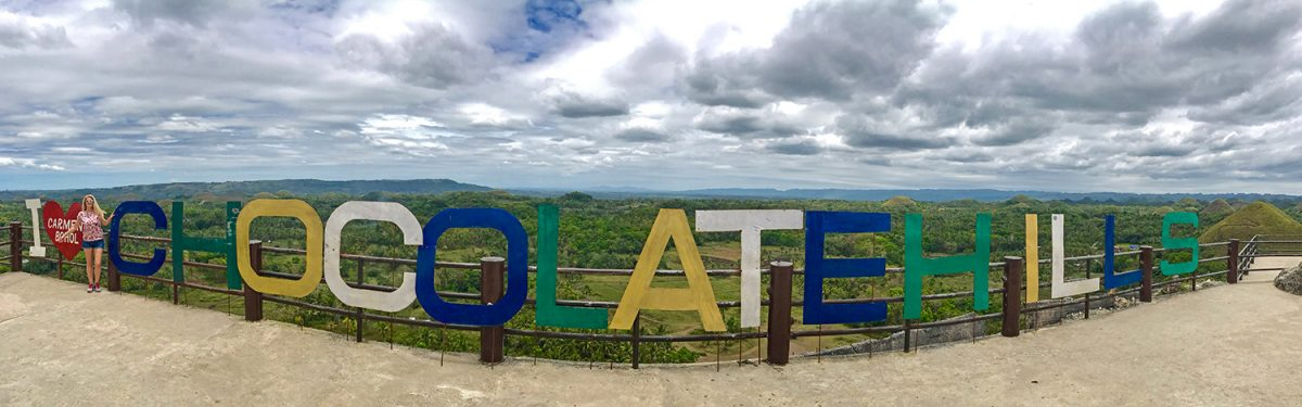 Chocolate hills - Bohol