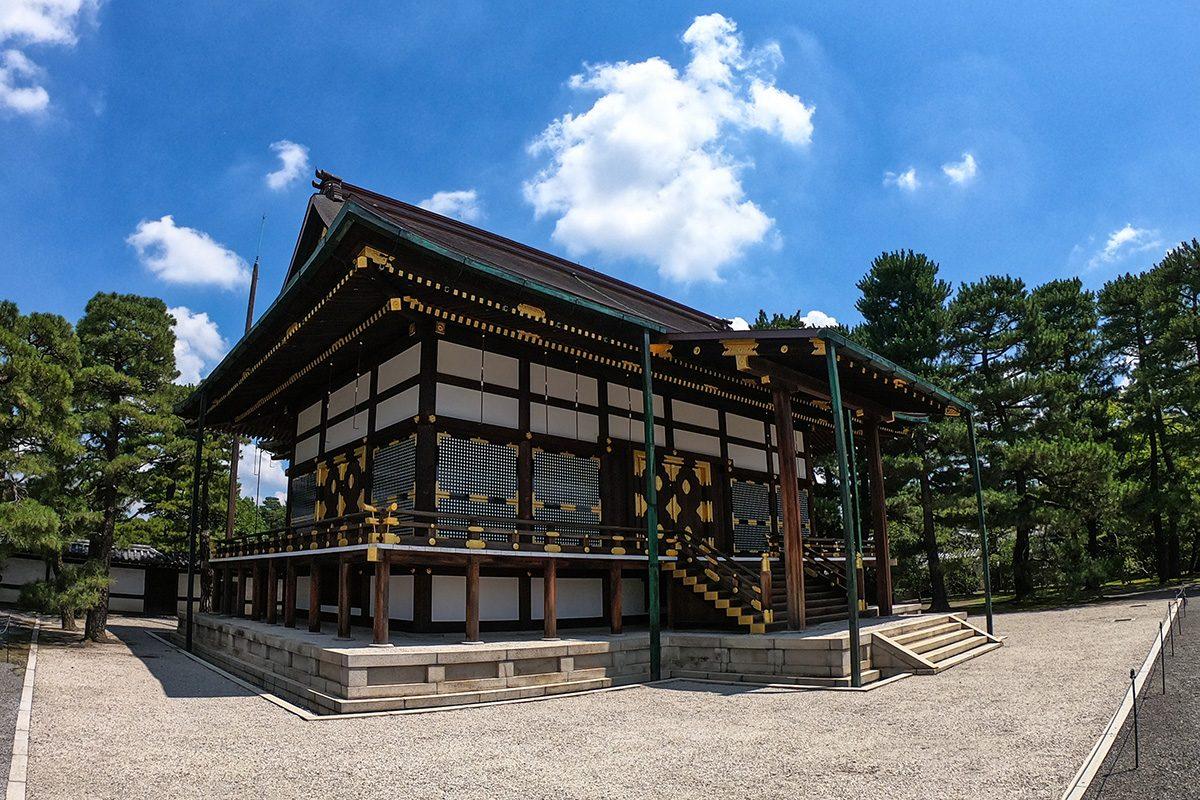 cisársky palác kyoto