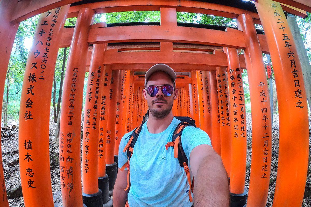 Kyoto Fushimi Inari-taisha Shrine