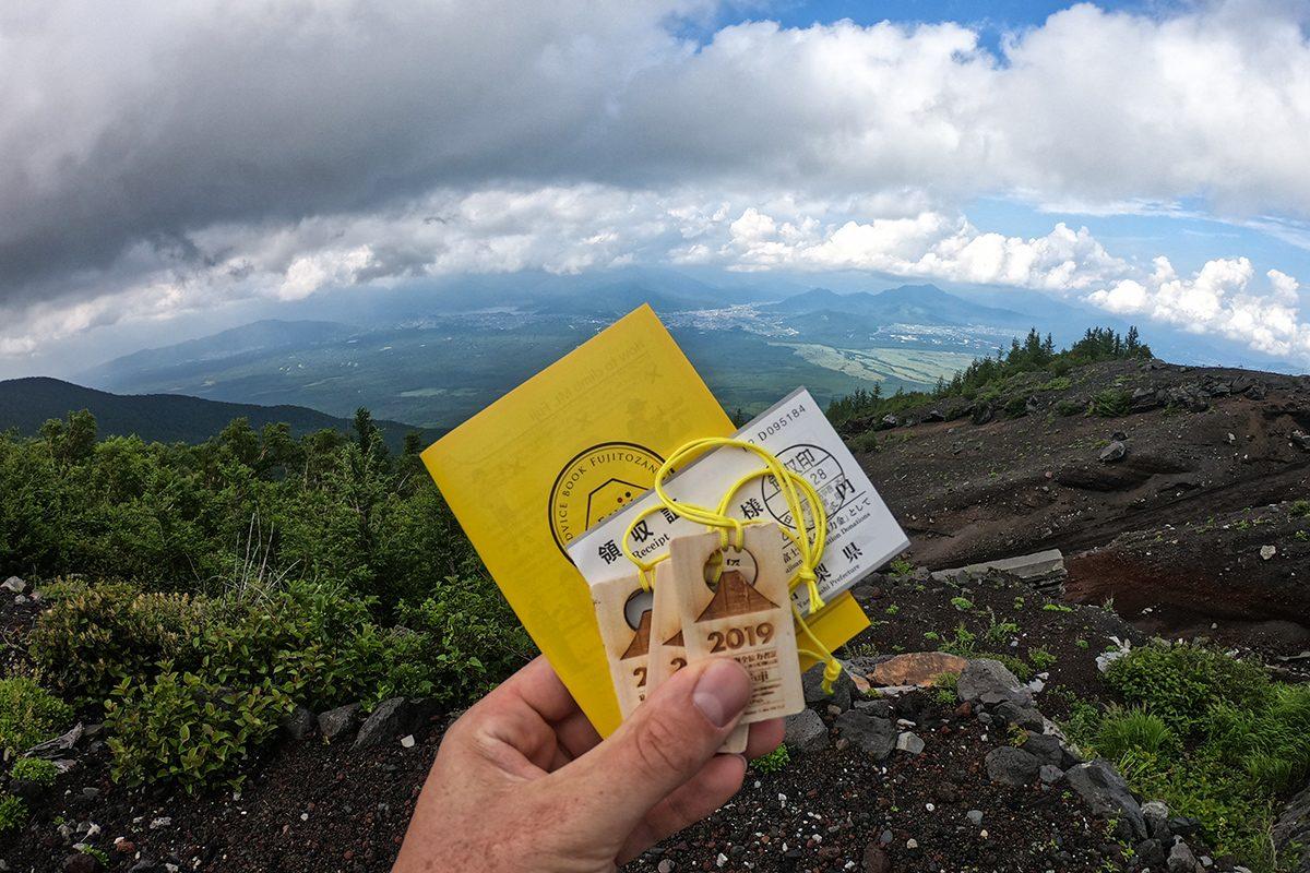6 stanovisko Fudžisan