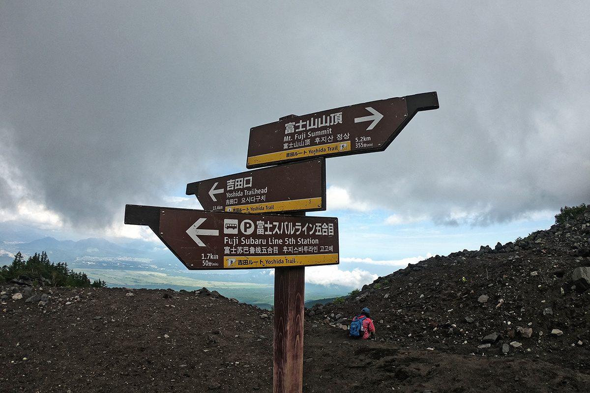 6 stanica Mt. Fuji