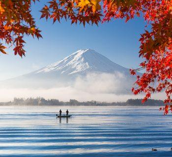 Fudžisan - Mt. Fuji