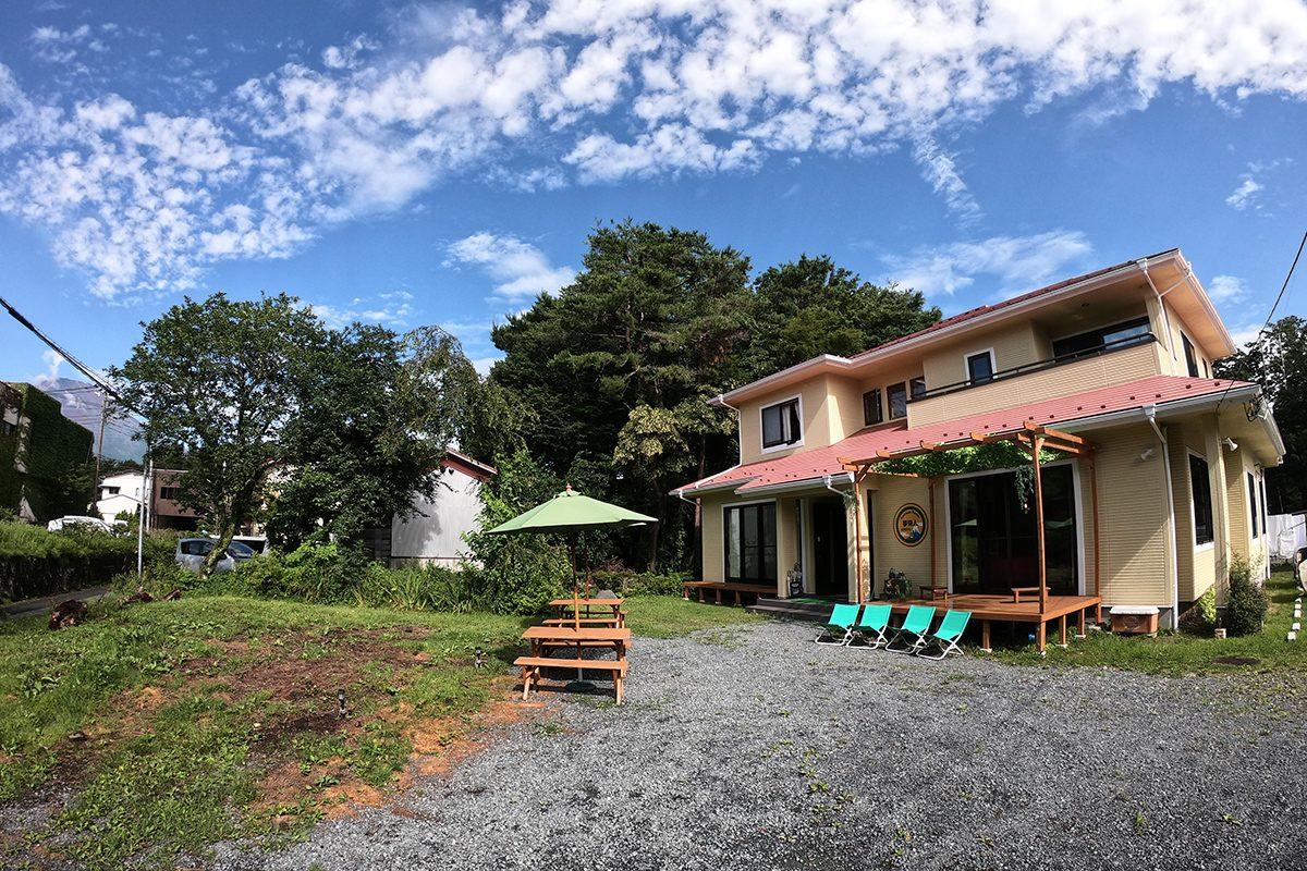 ubytovanie Guesthouse Murabito, Yamanaka