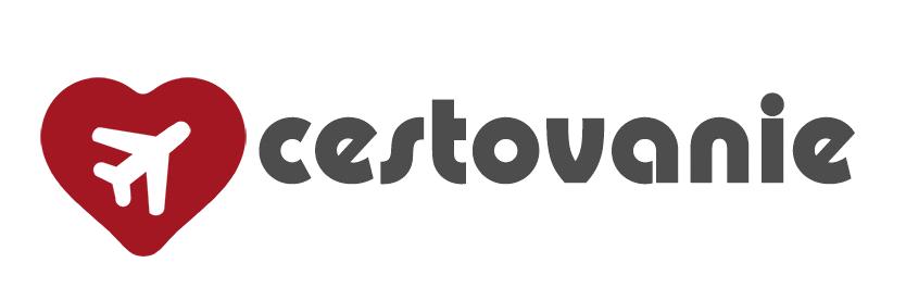 milujem cestovanie logo