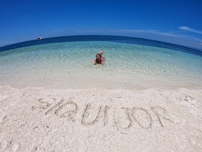 ostrov siquijor Filipíny