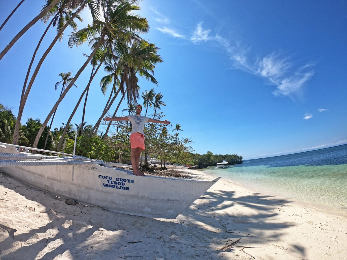 paliton beach - siquijor