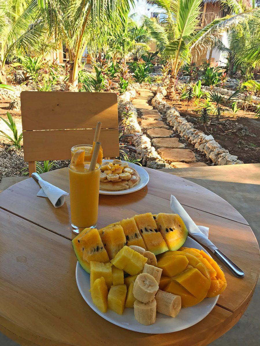 raňajky v Mandala Tree