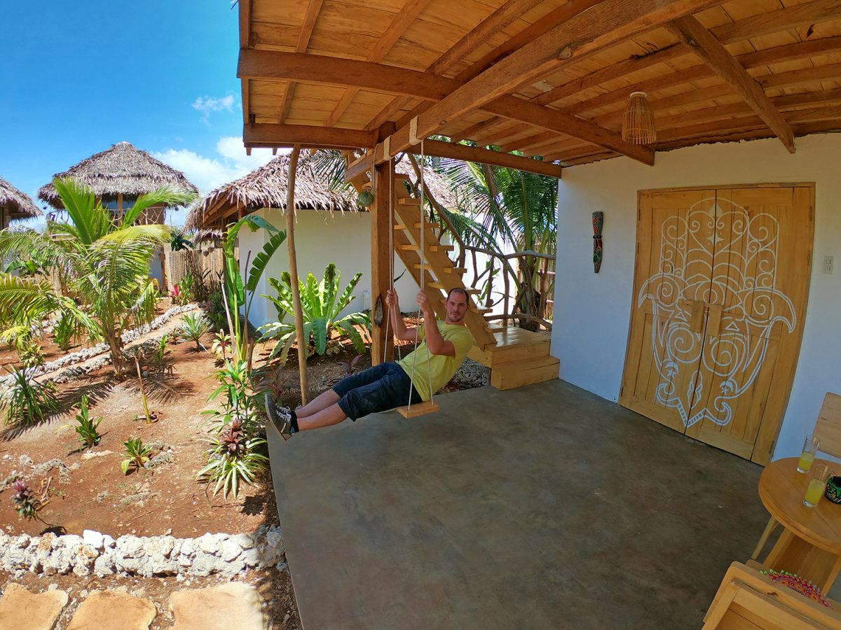 ubytovanie mandala tree house - Siquijor