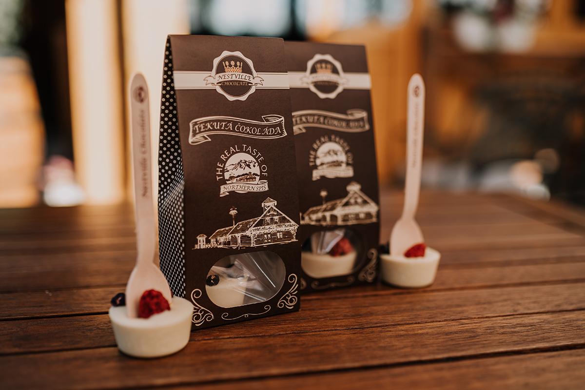 Čokoládové kráľovstvo Nestville Chocolate