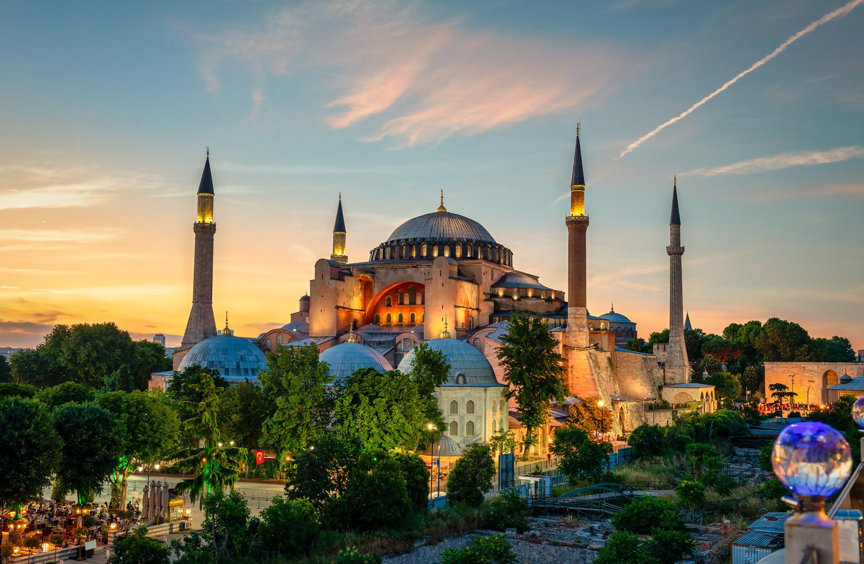 Najkrajšie miesta Turecka